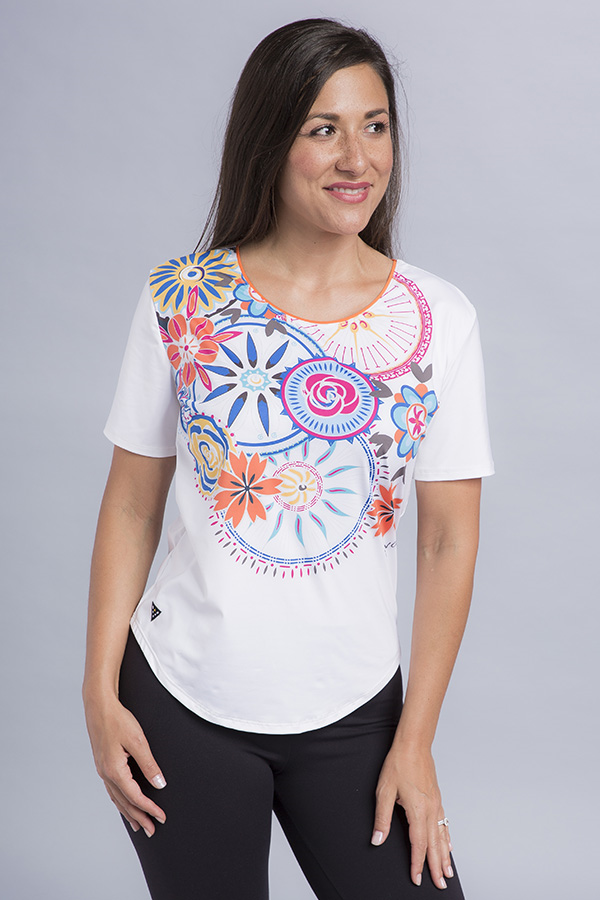 Women's Activewear Sports Tops: Shirts, Tanks, & Blouses